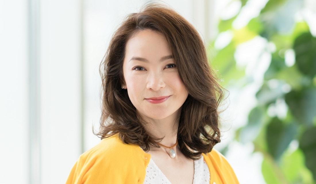 kakimoto arms LaLa terrace MUSASHIKOSUGIのディレクター・林麻美さんが手がけたミディアムヘアの女性
