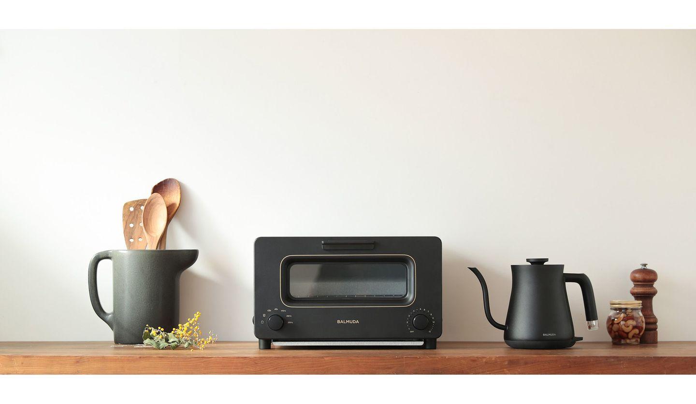 バルミューダの「バルミューダ ザ トースター(BALMUDA The Toaster)」の画像