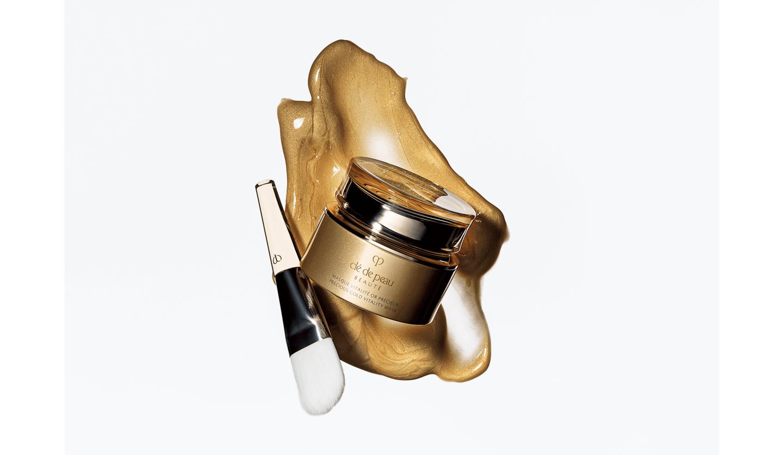 クレ・ド・ポー ボーテの洗い流すタイプのマスククリーム