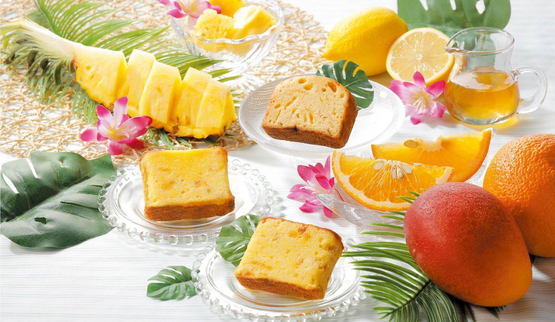 クイーンズ伊勢丹がオリジナルのパウンドケーキを季節限定で発売