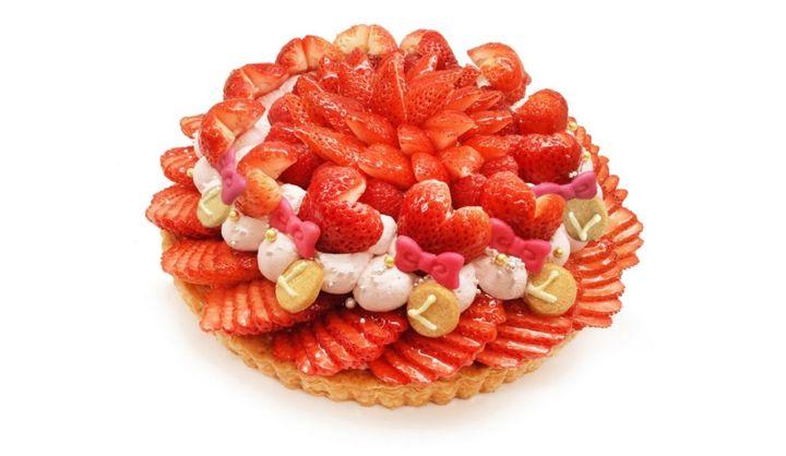 「リカちゃんのケーキ 〜ストロベリーハート〜」