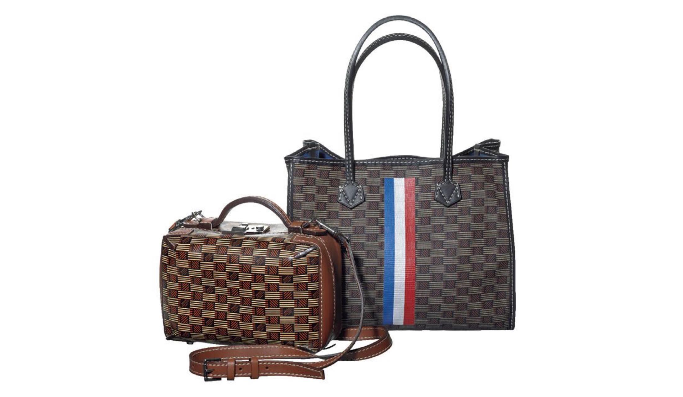 モローパリのバッグ