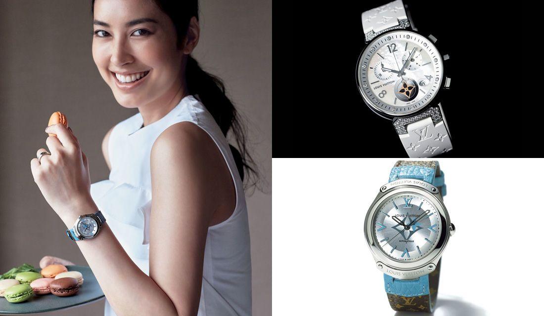ルイ・ヴィトン人気の時計を集めました|レディースから贈り物用まで