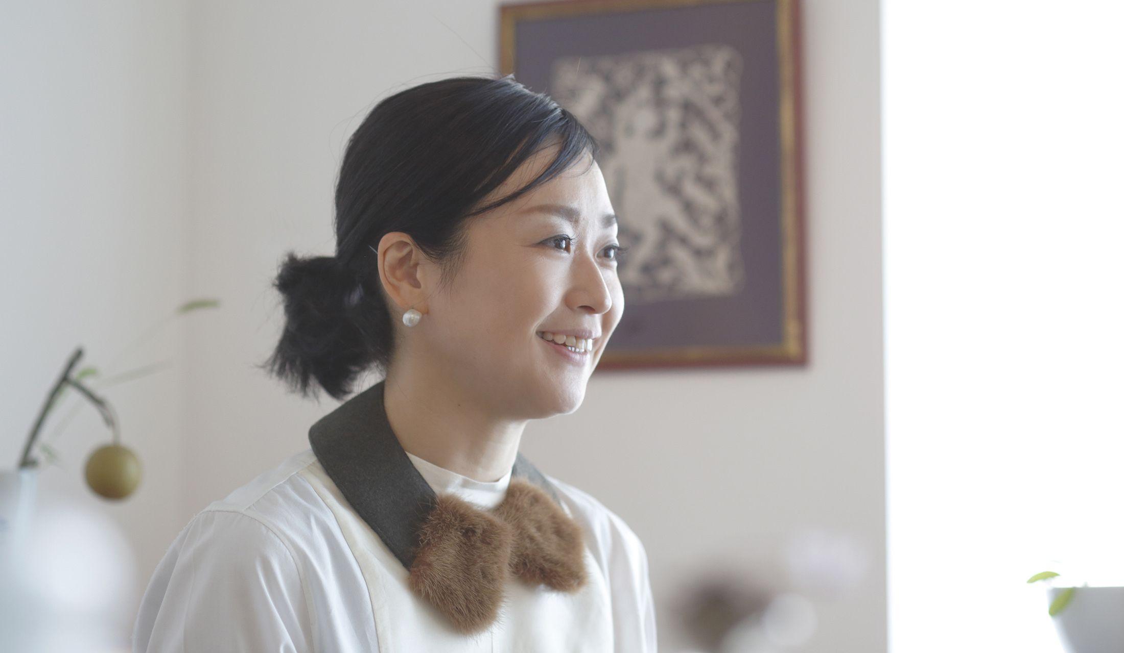 「昂-KYOTO-」オーナー 永松仁美(ながまつ・ひとみ)さん