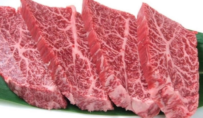 和牛焼肉 すえもと 錦本店の肉