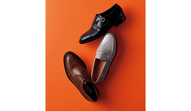 ジェイエムウエストンのマニッシュ靴3足