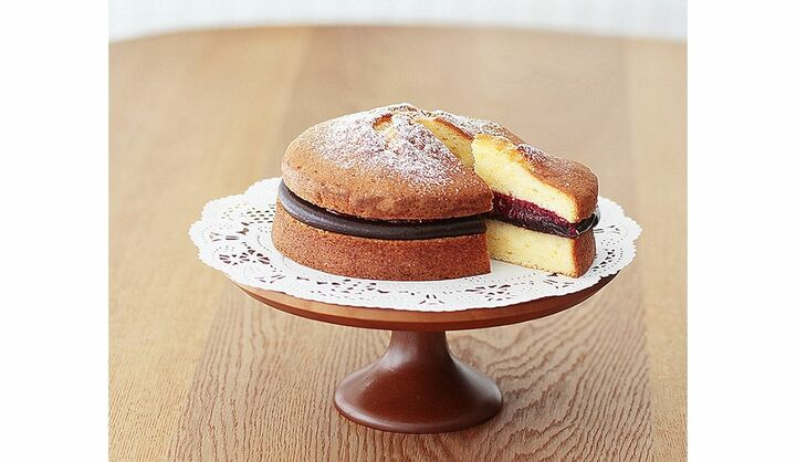 トラヤカフェ・あんスタンド北青山店の「ビクトリ・あん・ケーキ」