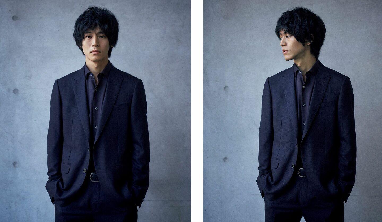 俳優・モデルである松坂桃李さんの写真