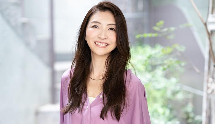 不破まり花さん(45歳/モデル)