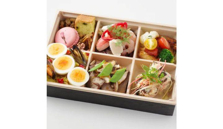 嵯峨 旅籠屋(サガ ハタゴヤ)のお弁当