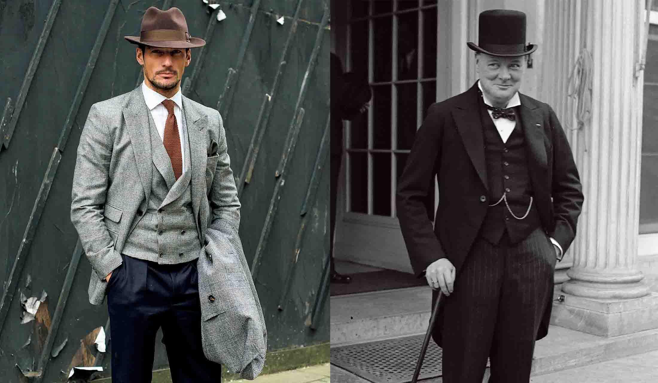 20世紀と21世紀の紳士の違い