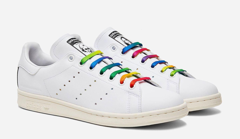 「Stella McCartney(ステラ マッカートニー)」と「adidas(アディダス)」とのコラボレーション「スタンスミス」