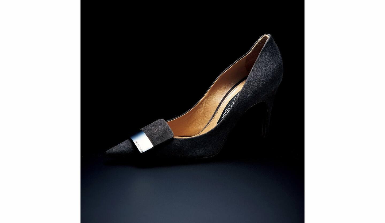 靴『sr1』[ヒール9cm]¥95,000(セルジオ ロッシ)