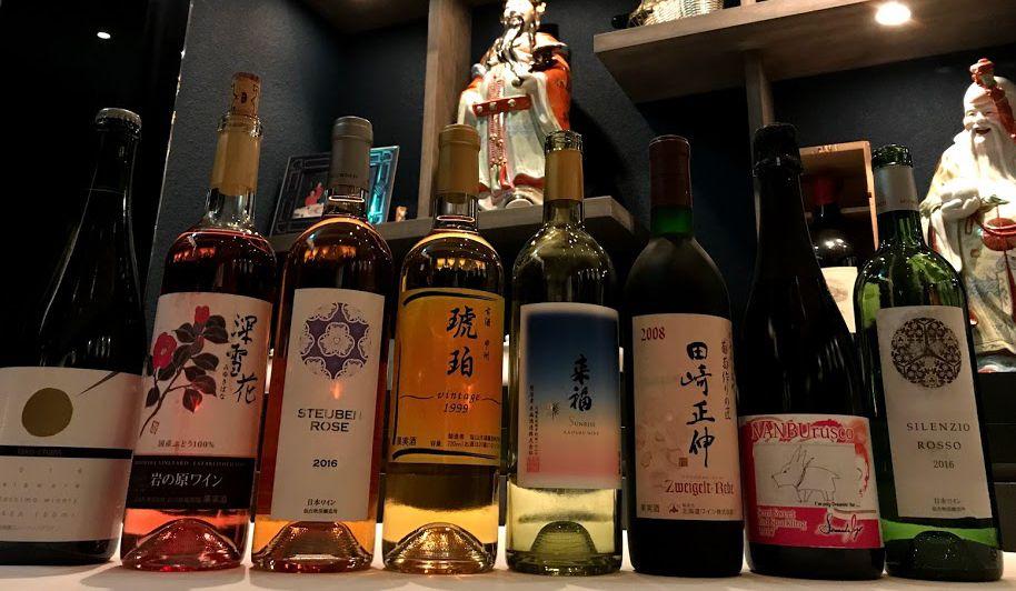 辰巳さん秘蔵のワイン