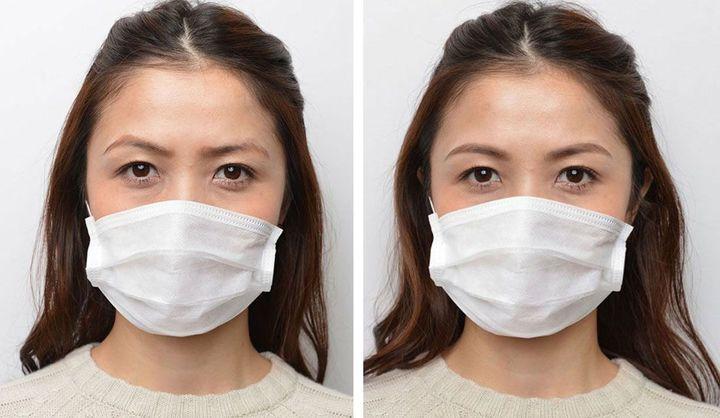 マスク姿における眉の重要性