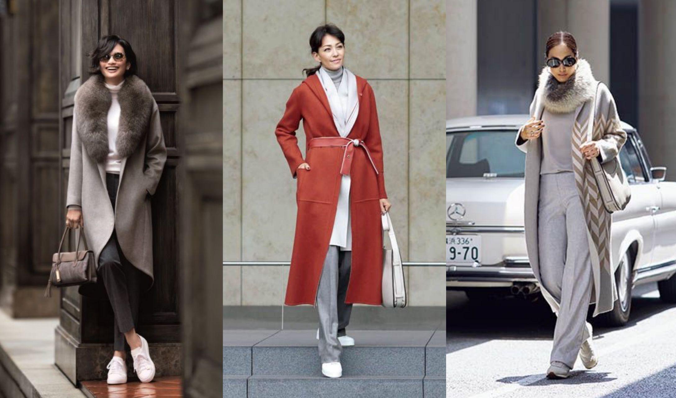白靴コーデ21選【レディース冬】 パンプスやスニーカーなど