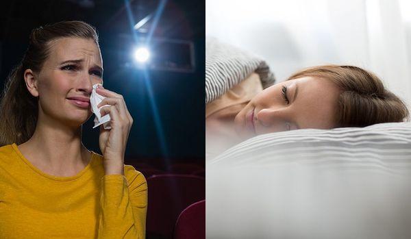 「泣く=睡眠」は同じリラックス効果?「涙活(るいかつ)」でストレスを解消する3つの方法