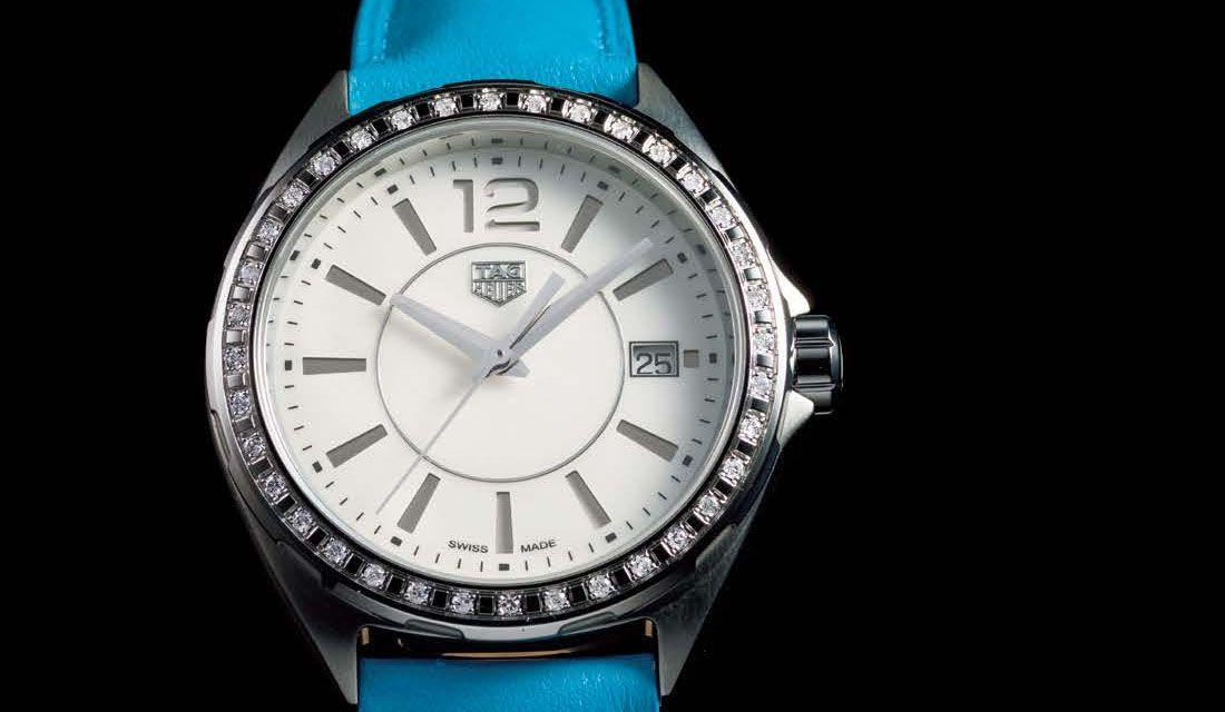 タグ・ホイヤーの時計『タグ・ホイヤー フォーミュラ1 レディダイヤモンド』