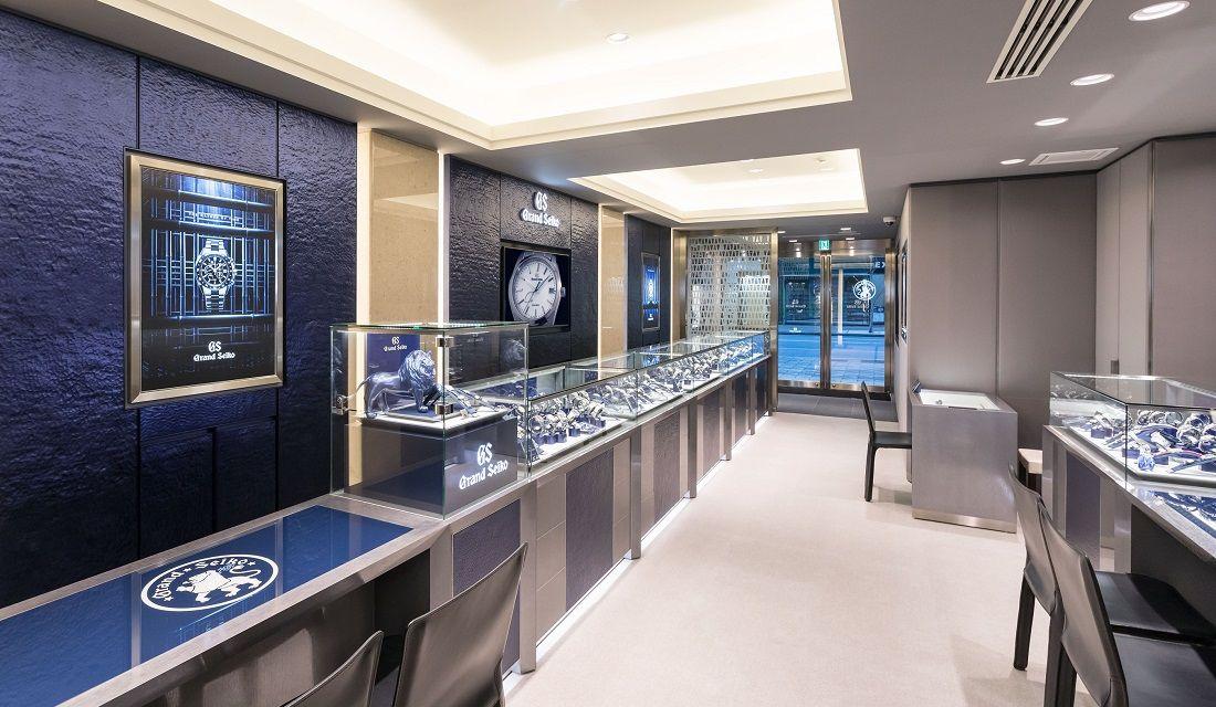 銀座7丁目中央通りに、日本初となるグランドセイコー専門店「グランドセイコーブティック 銀座」が2019年2月15日(金)にグランドオープン!