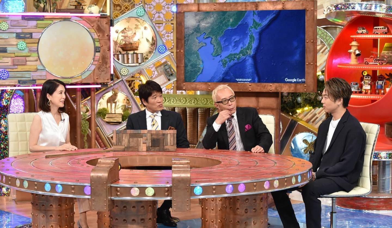 ポツンと一軒家 筒井真理子さん、林修さん、所ジョージさん ©ABCテレビ