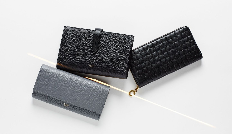 CELINE(セリーヌ)の新作財布の写真