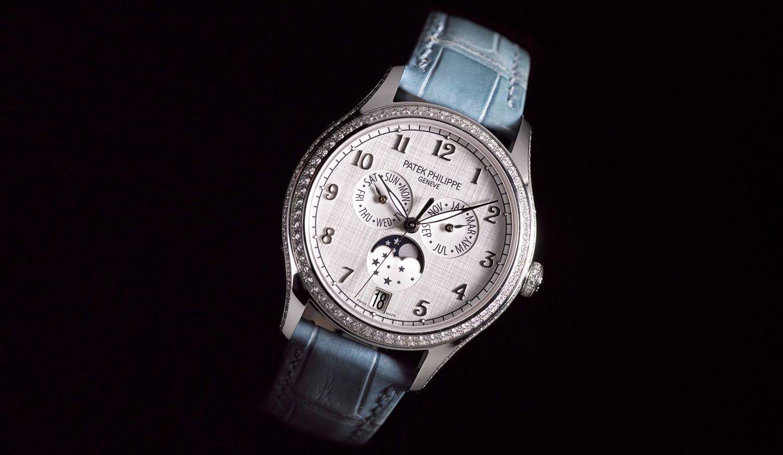 パテック フィリップ、コンプリケーションウォッチ、年次カレンダー、名品時計