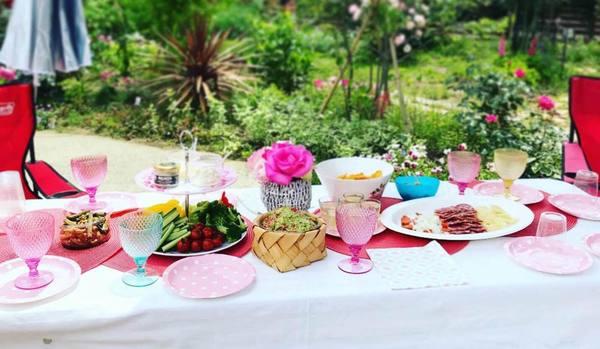 古民家の庭で「バーベキューパーティ」!準備方法やお料理レシピを紹介します