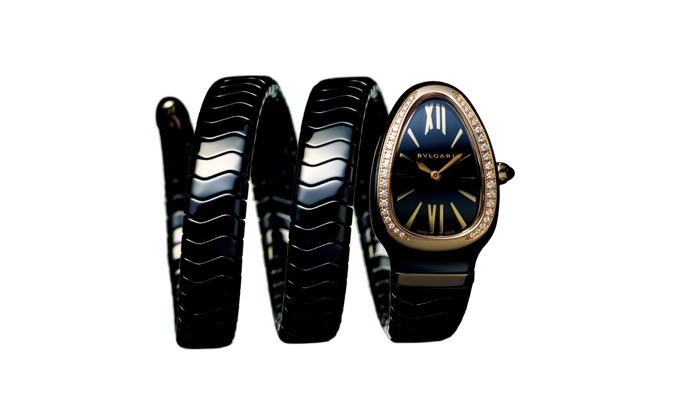 ブルガリの時計「セルペンティ スピガ」