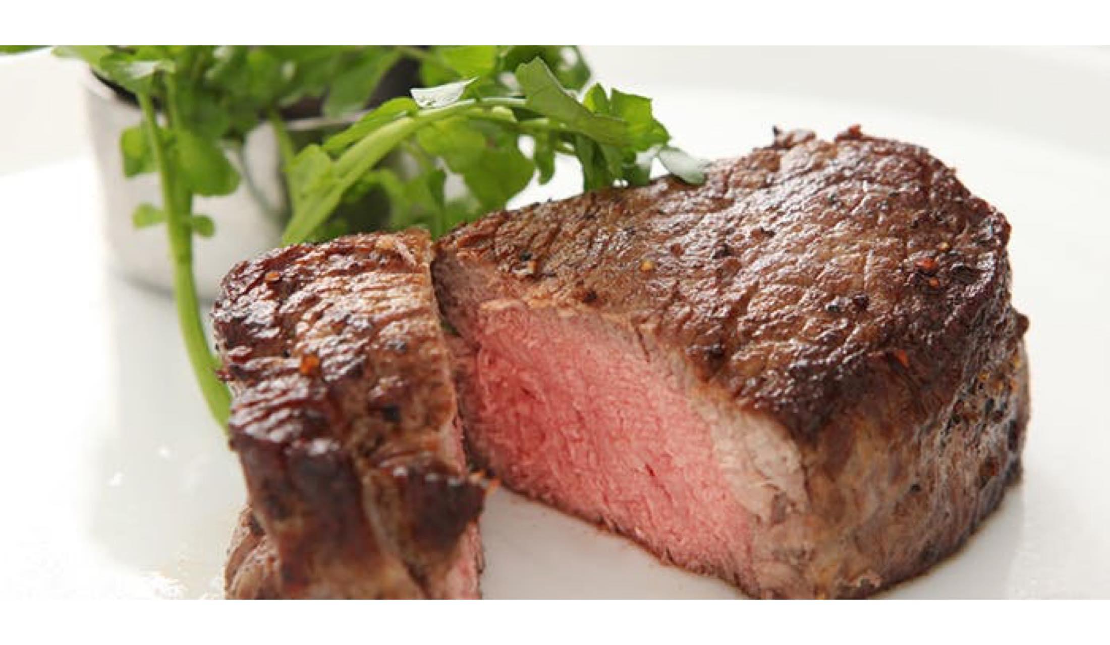 SAMURAI dos Premium Steak Houseの肉
