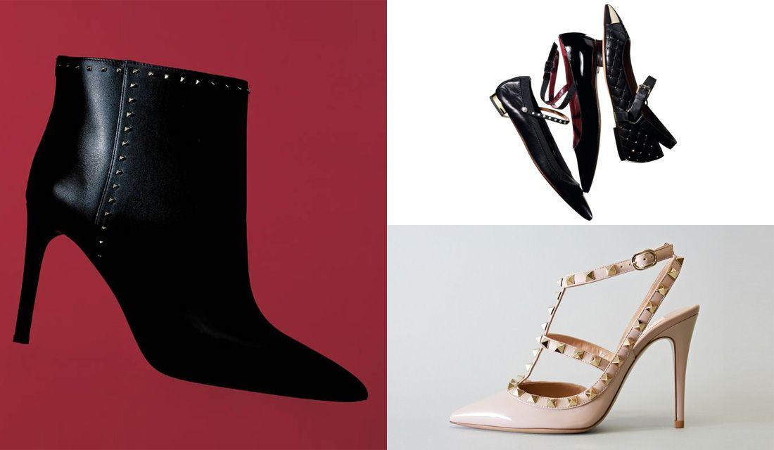 ヴァレンティノより人気の靴をピックアップ