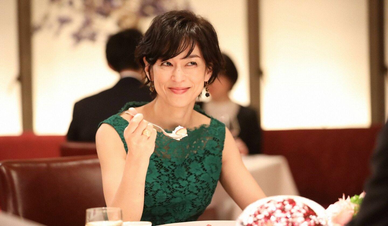 『SUITS/スーツ2』第3話の鈴木保奈美さん