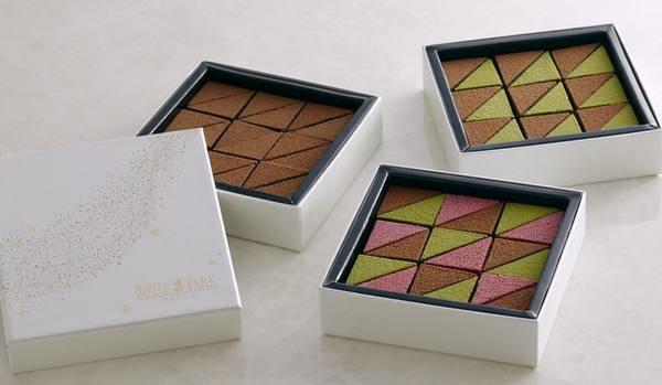 抹茶もチョコもとろけるような口どけ!濃厚な「生チョコレート」3種がロイヤルパークホテルから登場