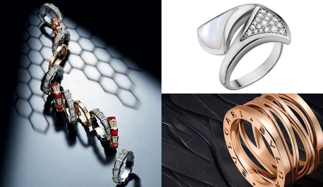 ブルガリの指輪5選|ビー・ゼロワン、セルペンティ、ディーヴァ ドリームなど、人気のダイヤモンドを用いたリングもご紹介
