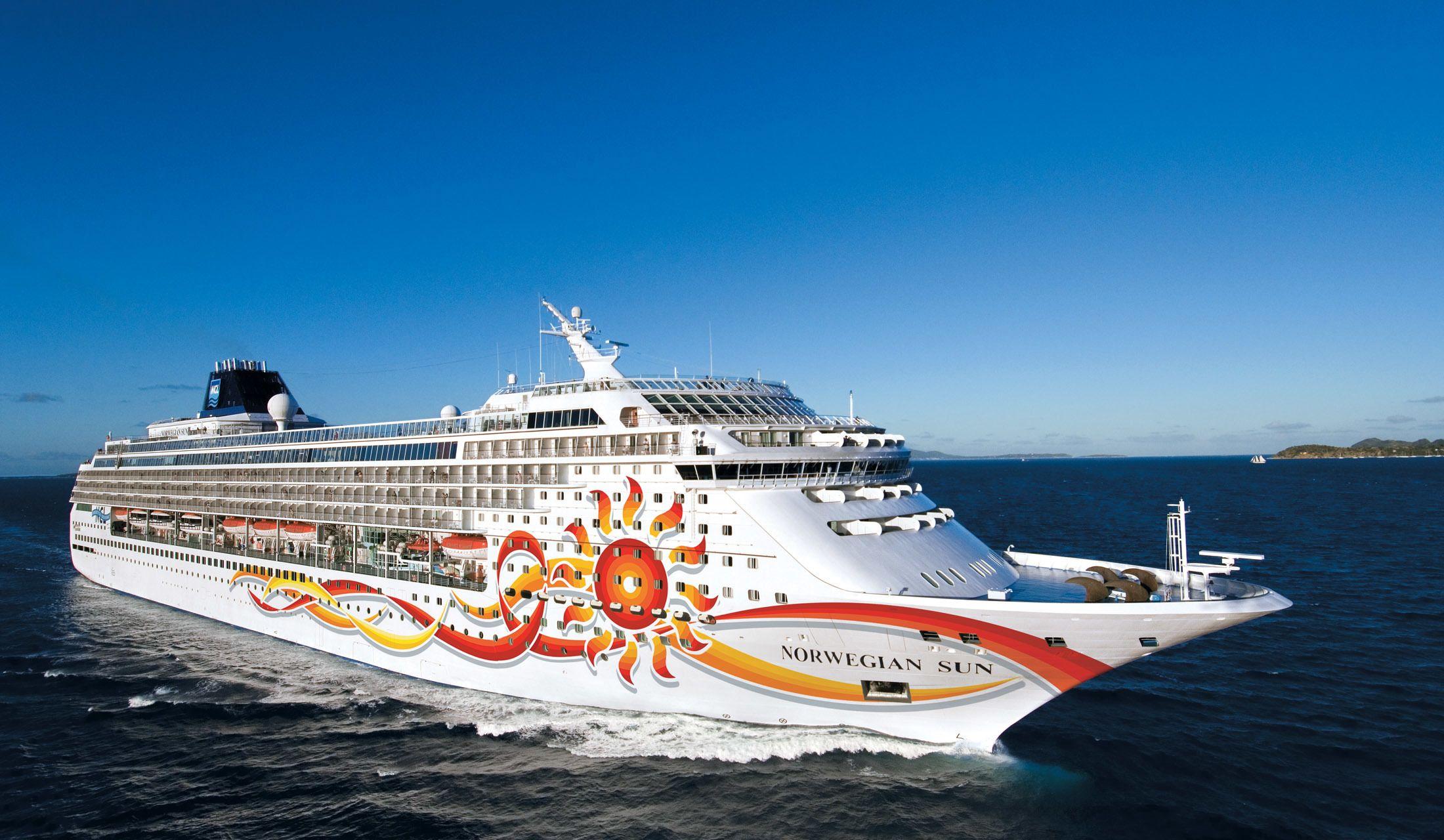 ノルウェージャン クルーズ ラインのクルーズ船