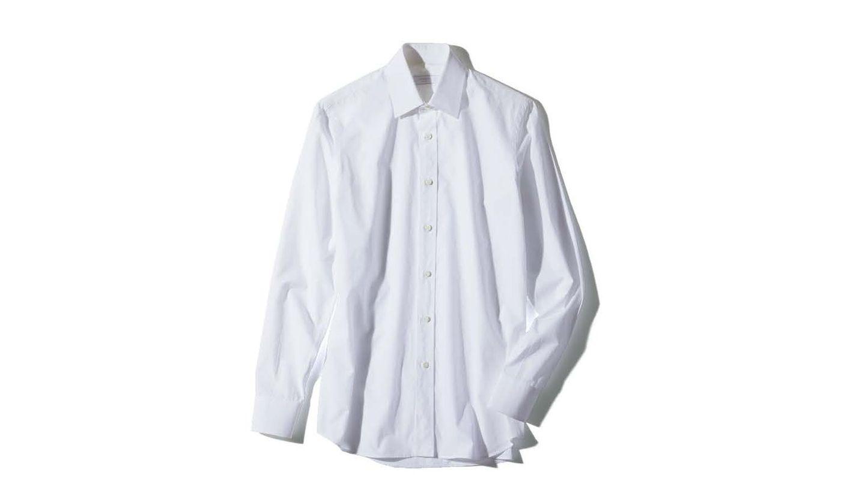 プラダの「メイド・トゥ・メジャー」で作られたシャツ