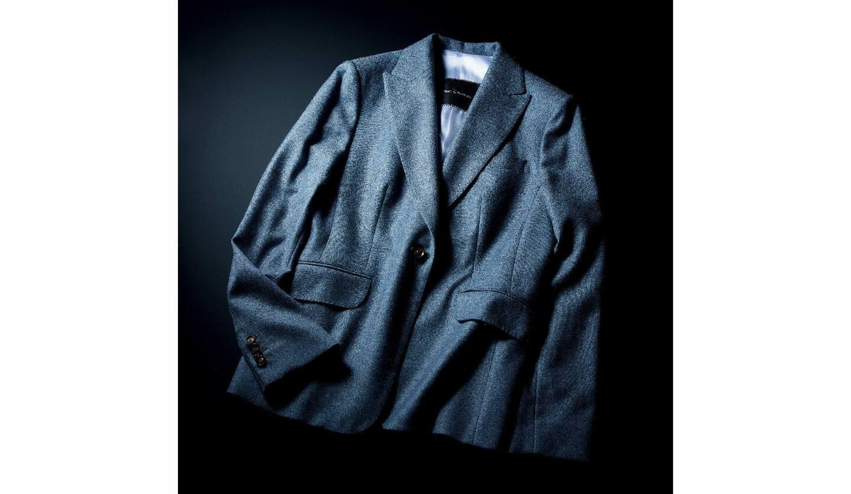 ジャケット¥552,000(キートン)