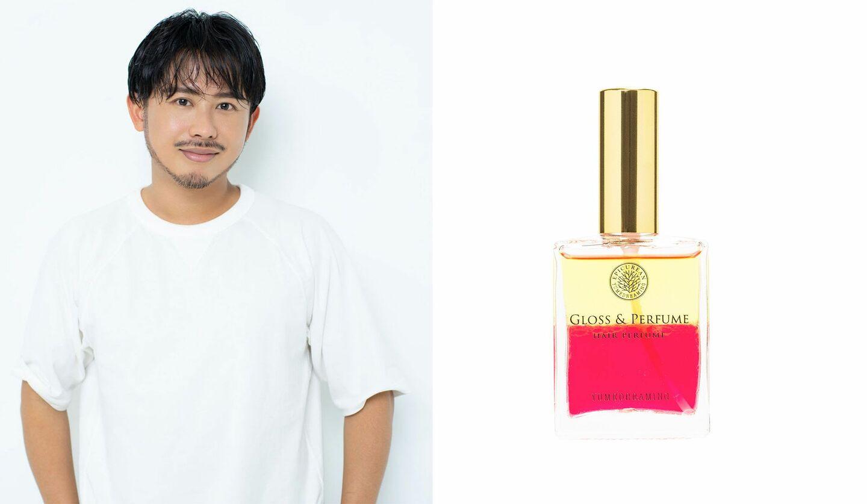 小田切さんがおすすめするユメドリーミンのヘアパフューム