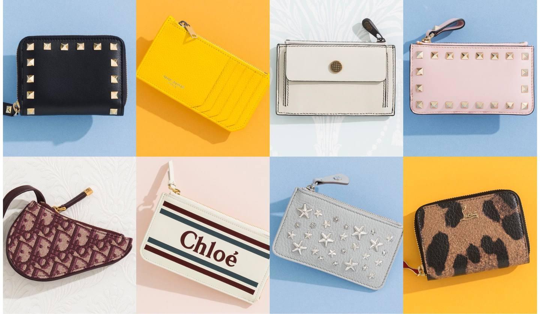休日のお供財布に大人な気品を「新作コインケース」11選