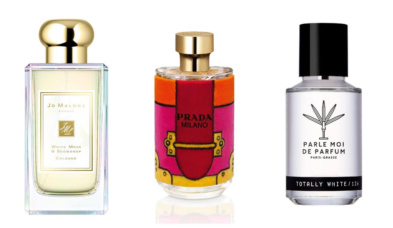 伊勢丹のバイヤーがセレクトした新作香水の写真