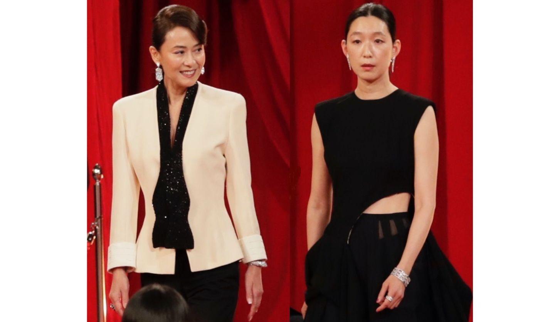 第44回日本アカデミー賞 後藤久美子さん、江口のりこさんらが纏ったブルガリのジュエリー