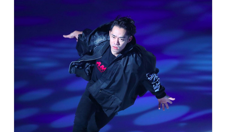 アイスショーに出演する高橋大輔選手 写真:長田洋平/アフロスポーツ