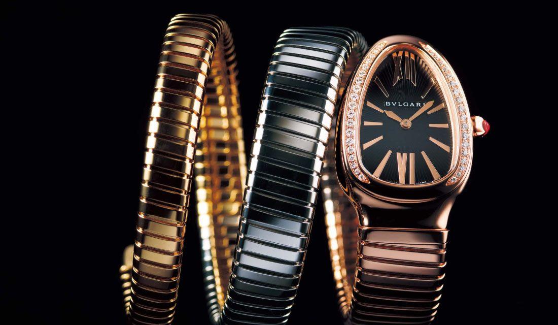 ブルガリの時計『セルペンティ トゥボガス』