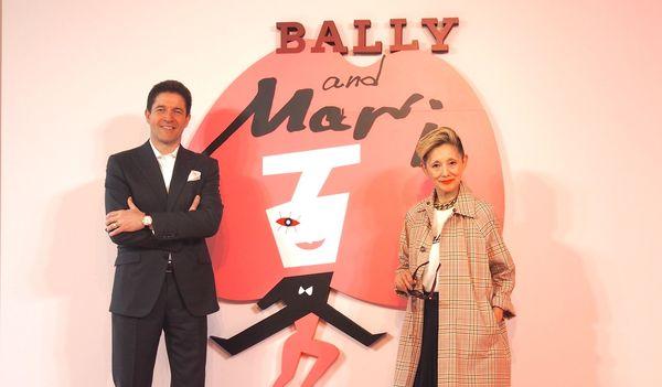 夏木マリさんがバリーとコラボ!銀座から新プロジェクト「バリマリ」を発信