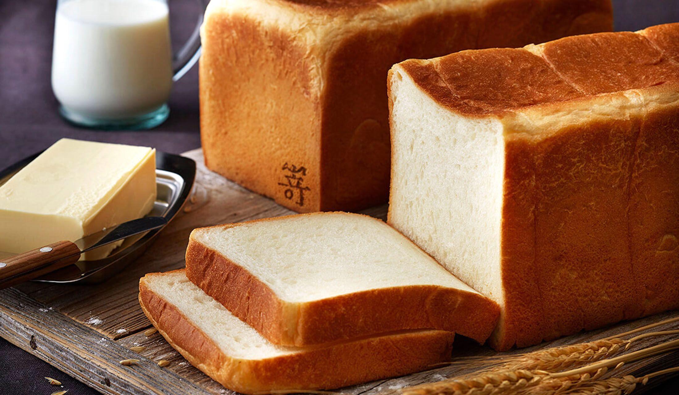 高級食パン「嵜本(さきもと)」