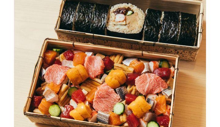 東京にあるお寿司の名店テイクアウトメニュー10選