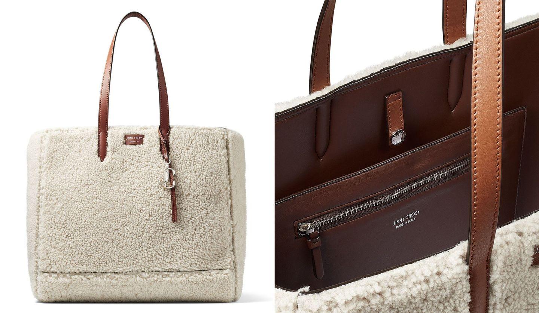 ジミー チュウの新作バッグ「レイリン トート」