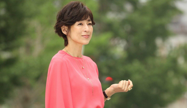 『SUITS/スーツ2』第5話の鈴木保奈美さん