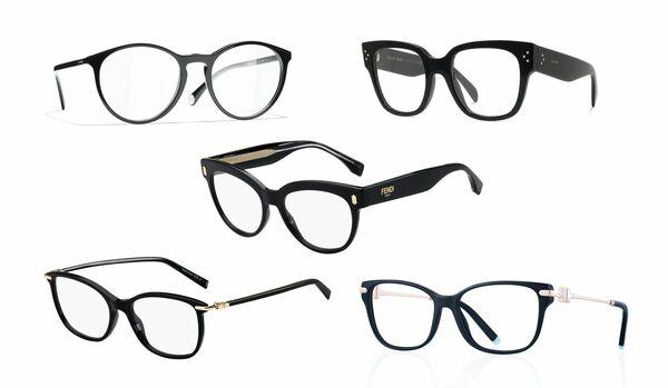 【最新アイウエアカタログvol.4】顔をシャープ&知的に見せる!黒フレームのクラシックな眼鏡5選