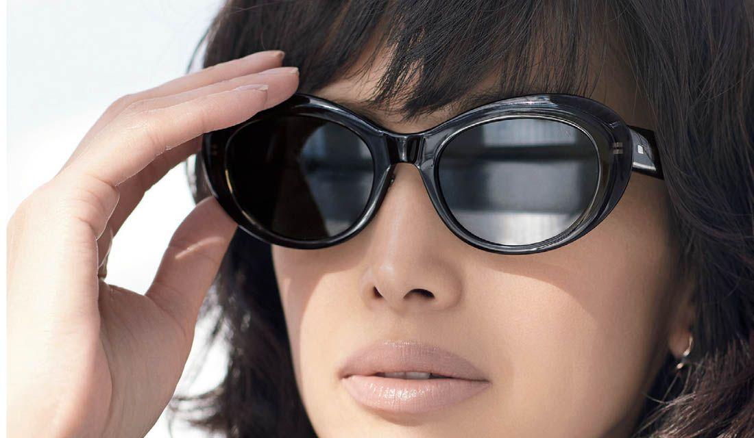 アイヴァン 7285のサングラス