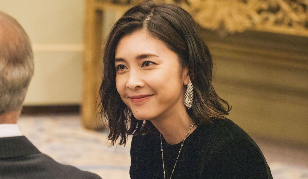 ドラマ『スキャンダル専門弁護士QUEEN』第1話、竹内結子さんの ...
